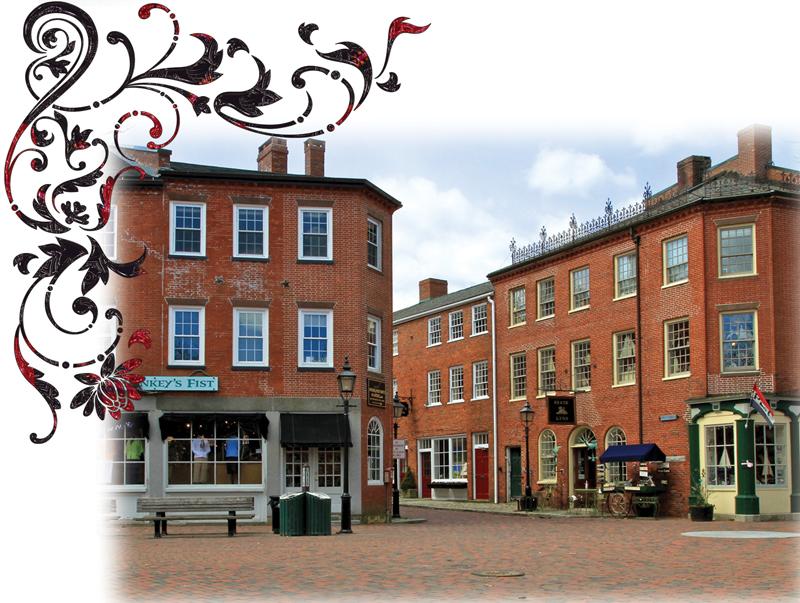 Essex Street Inn Exterior
